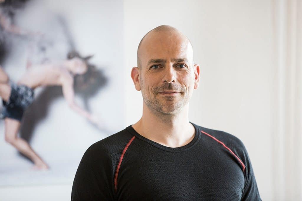 Frank Kraft Sporttherapeut A-Lizenz Trainer Chirohouse Berlin Mitte