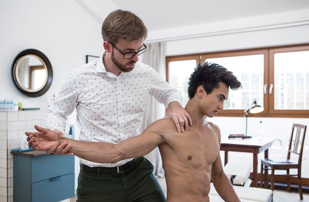 Therapie Chiropraktik Berlin