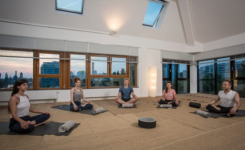 Training Yoga Entspannung Chirohouse Berlin