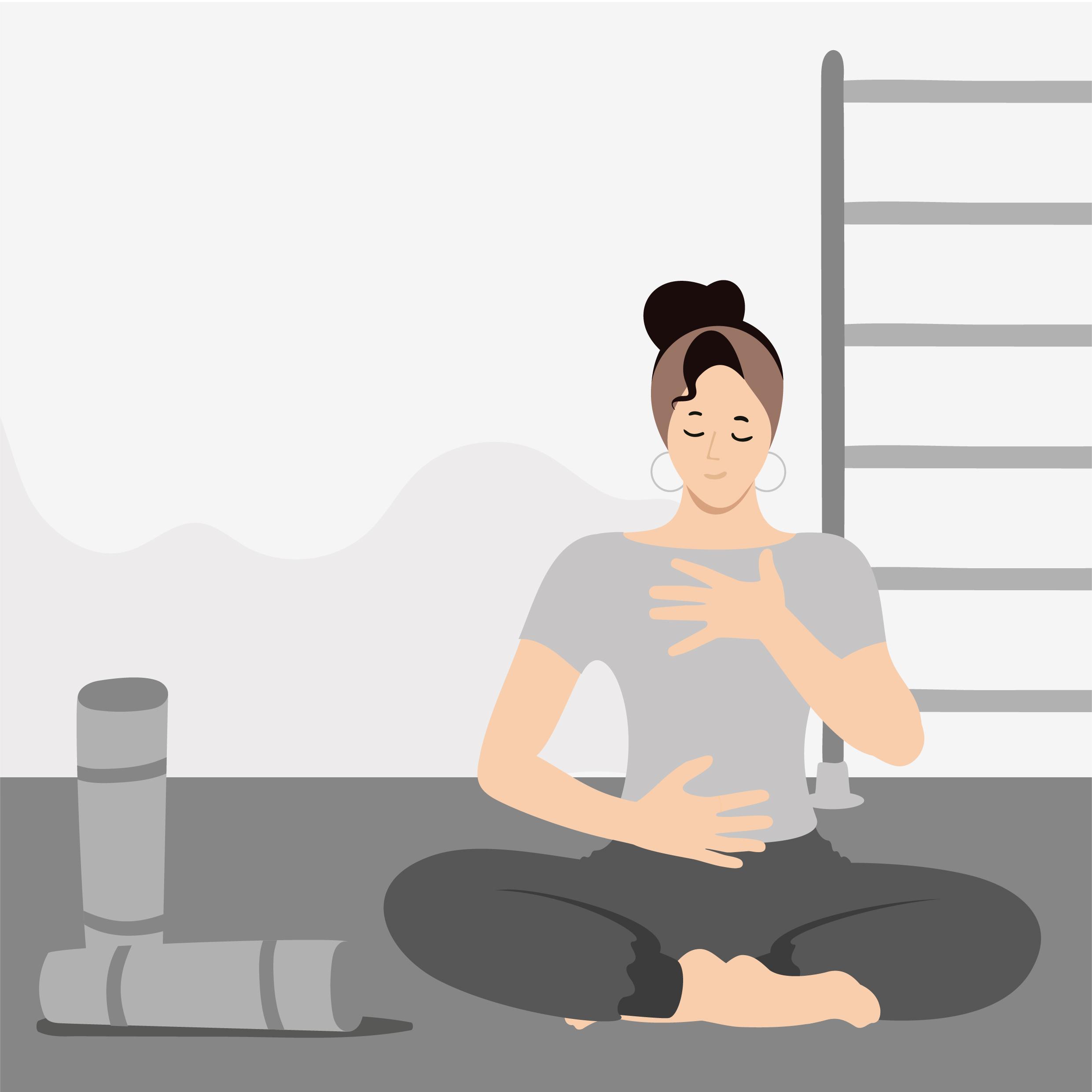 Fitness im ChiroHouse Core & Atmung