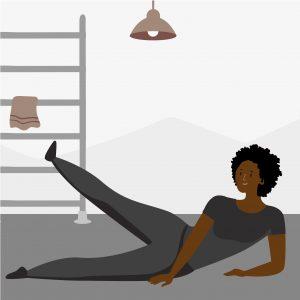 Fitness im ChiroHouse Lower Body