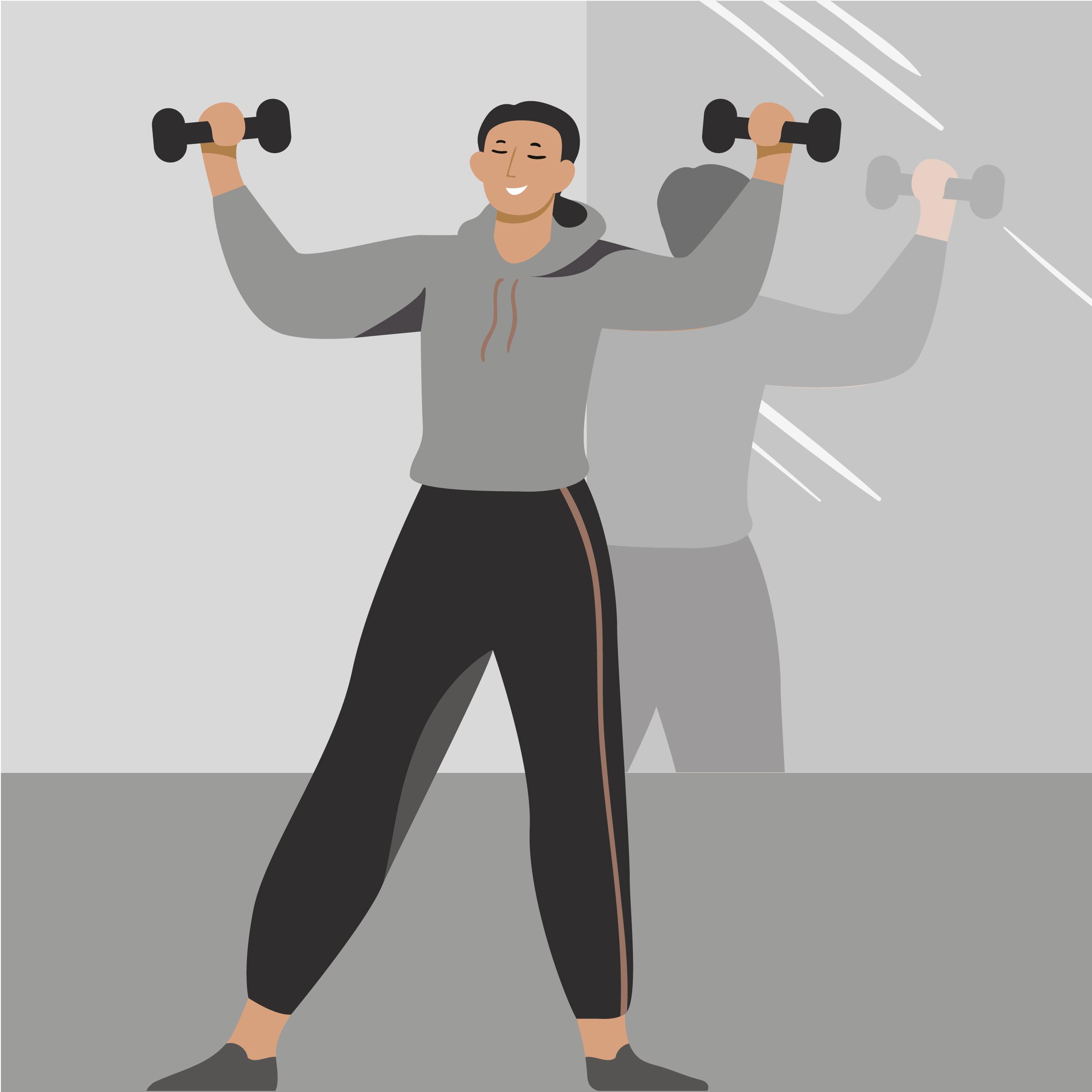 Fitness im ChiroHouse Upper Body