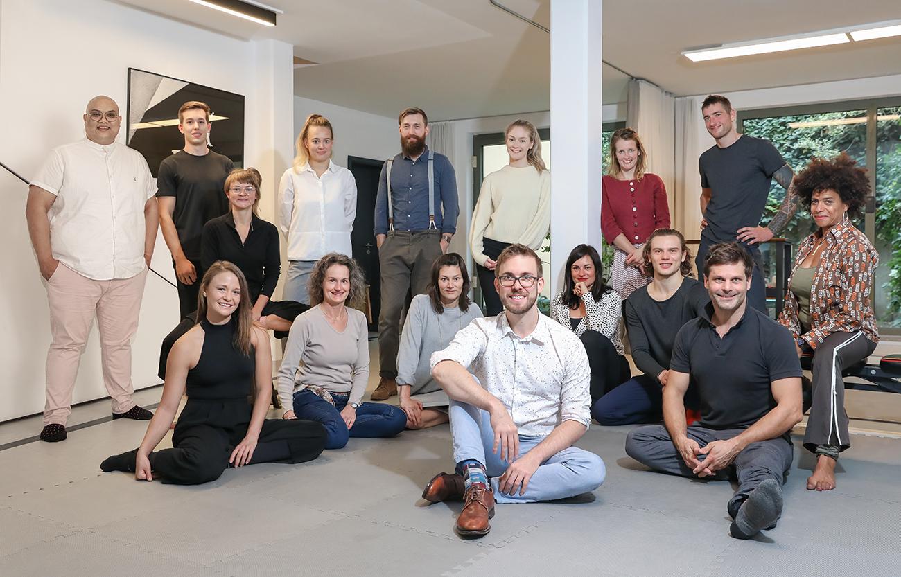 Team ChiroHouse Berlin-Mitte