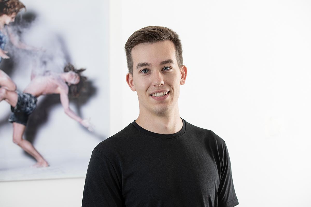 Niklas Techer Fitness Trainer at Chirohouse Berlin