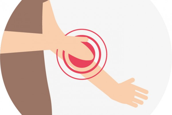 Painful elbow is not always tennis elbow
