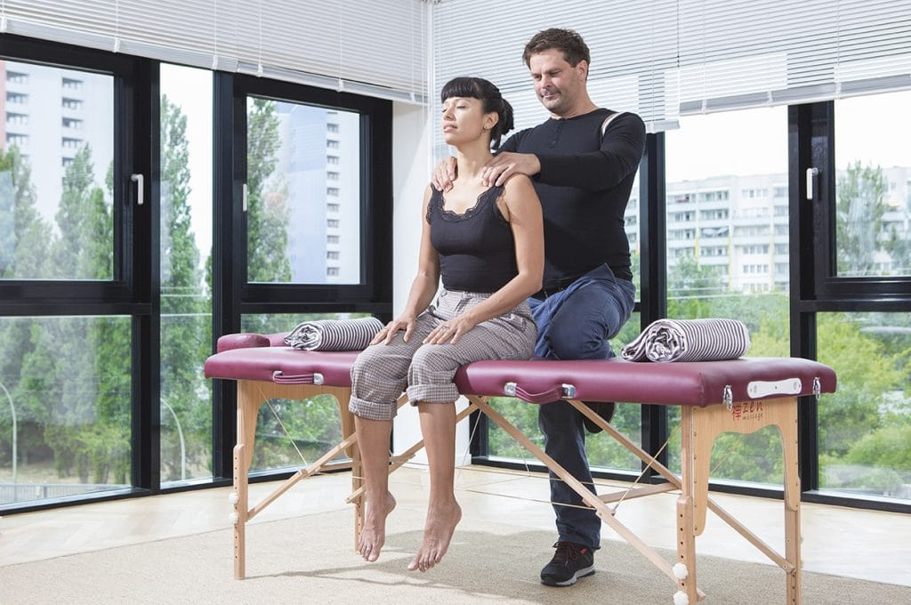 Medizinische Massage Chiropraktik Jonas Gruber Chirohouse Berlin