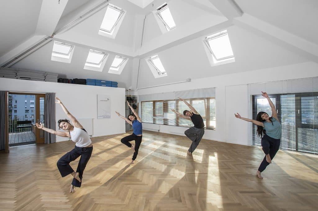 Training Tanz Bewegung Chirohouse Berlin